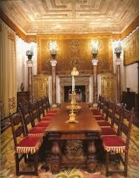 dining room villa vizcaya miami florida miami vizcaya