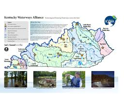 Map Of Ohio And Kentucky by Maps Kentucky Waterways Alliance