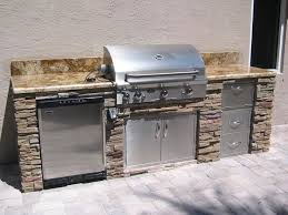 Outdoor Kitchen Island Kits Top 25 Best Outdoor Barbeque Ideas On Pinterest Outdoor Grill