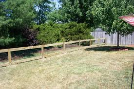 ranch style wood fence designs crowdbuild for
