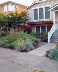 Front Yard Landscaping Ideas No Grass - a front yard makeover fine gardening