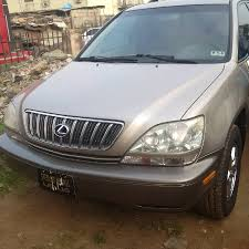 used lexus rx300 for sale registered 2002 lexus rx300 for sale autos nigeria
