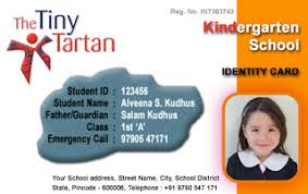 coimbatore today kindergarten free id card template