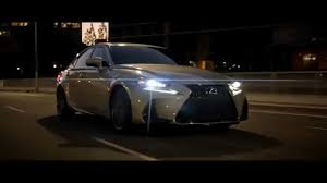 lexus truck commercial lexus 2017 is nothing to add tv commercial ad advert 2016 lexus