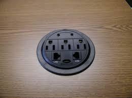 power tap usb power ethernet desk grommets