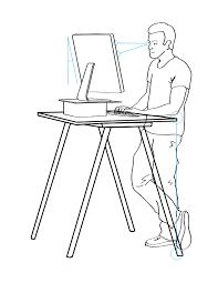 Diy Standing Desk by Diy Standing Desk