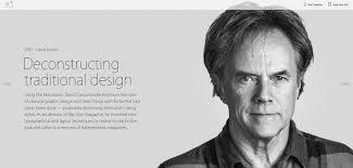 Most Interesting Graphic Design Work David Carson Design