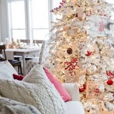 christmas tree decorating and ribbon tips ella claire