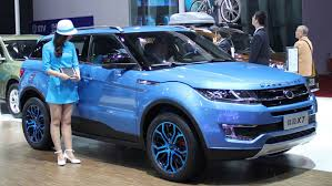land wind x7 shanghai motor show 2017 review gavin green at auto shanghai by