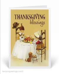 1920s vintage thanksgiving greeting cards tg264 harrison