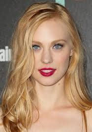 Light Strawberry Blonde Hair Deborah Ann Woll Site Deborahannwolldaily Com Pesquisa