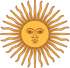 Flag Yellow Sun May Sun From Argentina Flag Clip Art At Clker Com Vector Clip
