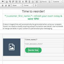 targeted email messaging workflows for online retailers