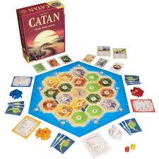 Barnes And Nobles Board Games Catan 5th Edition Board Game Walmart Com