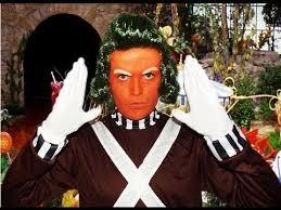 Oompa Loompa Halloween Costumes Oompa Loompa Willy Wonka Makeup Tutorial Playlist