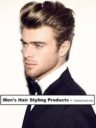 Natural Mens Hairstyles by Top 5 Men U0027s Hair Styling Products For Natural Look This Season