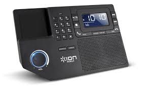 phone station plus speakerphone station for smartphones ion