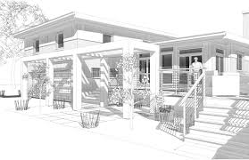 house porch drawing deep river partners ltd milwaukee wi architects and interior design