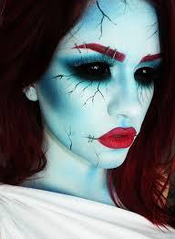 Scary Halloween Costumes Teen Girls 20 Halloween Face Paintings Ideas Halloween