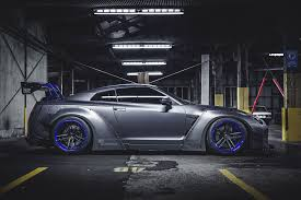 nissan gtr side view 2013 nissan gt r by liberty walk side photo vancouver canada