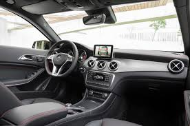 mercedes inside 2015 mercedes c class interior technologies revealed