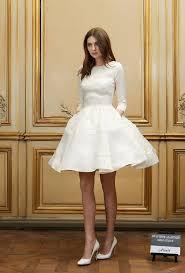 robe mariã e courte robe de mariée courte sélection stylée delphine manivet mariee