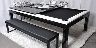 dining table converts to pool table dining table billiard table dining table combination pool combo