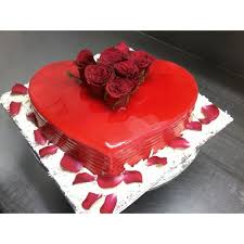 heart shaped cake express cakes india online cake delivery in