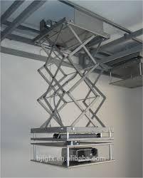 projector scissor lift 65 scissor lift projector mount motorized
