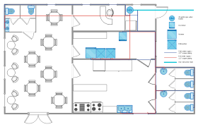 Sample Floor Plan Of A Restaurant 100 Restaurant Sample Plans Kitchen Design Measurements