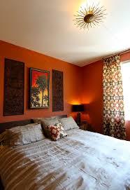 bedroom burnt orange accent wall bedroom 916371010201747 burnt