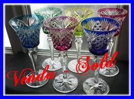 louis bicchieri di vino reno in cristallo louis 6