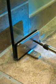 Leaking Frameless Shower Door by Frameless Shower Door Hinges That Eye Cathcing U2013 Mconcept Me