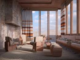 Frank Lloyd Wright Home Decor David Romero Recreates Frank Lloyd Wright Buildings In Colour