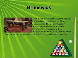 Best Pool Table Brands by The Best Pool Table Manufacturers