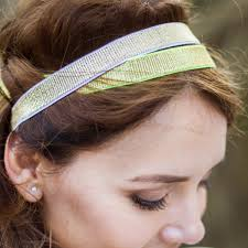 gold headbands maddyloo black gold headbands
