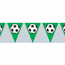 soccer party supplies bulk soccer party supplies soccer pennant banner 12cs