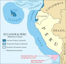 chilean u2013peruvian maritime dispute wikipedia