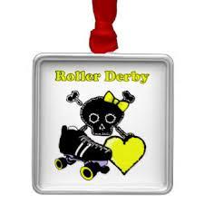 roller derby ornaments zazzle ca