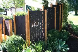 decorative screens garden privacy screensdecorative metal wall art
