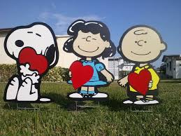 peanuts brown s day yard and garden decorations