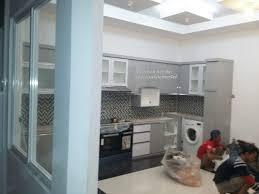 Kitchen Set Minimalis Putih Berlian Kitchen Set Minimalis Murah Kitchen Set Putih