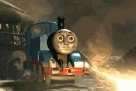 Thomas The Tank Engine Meme - 22 funniest things ever done with thomas the tank engine smosh