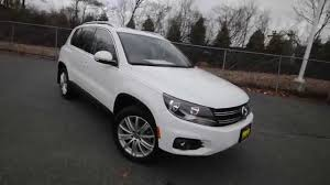 brand new 2015 volkswagen tiguan se appearance walk around trend