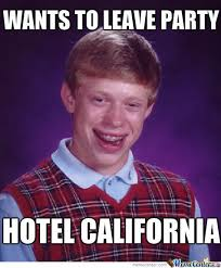 Meme Hotel - bad luck hotel california by badluckaj meme center