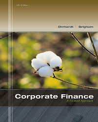 corporate finance a focused approach 5th edition 9781133947530