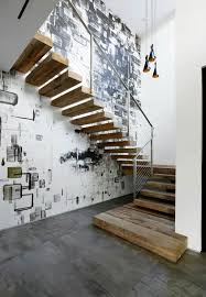 antike wandgestaltung 1001 beispiele für treppenhaus gestalten 80 ideen als