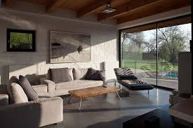 Patio Interior Design Simple Anti Patio House Design By Drozdov Partners Architecture