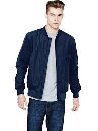 mens navy blue er jacket outdoor jacket