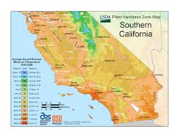 Climate Zones For Gardening - planting schedule for southern california u2013 maximus gardens